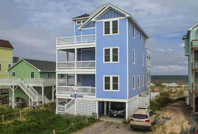 Rodanthe Vacation Rentals | Sea Horse Rodanthe - Oceanfront Outer Banks Rental | 911 - Hatteras Rental: Horse Rodanthe, Rec Room, Dream Vacations, Family Vacations, Seahorse Vacation, Beach, Rodanthe Oceanfront, 1 4Vacation Rental