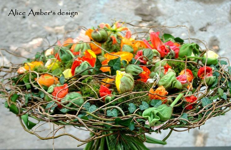 Flowers, floristry and floral design Perm