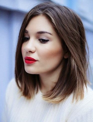 cabello corto segun el rostro - Buscar con Google