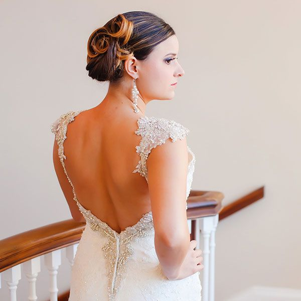 North Bridal Hairstyles With Flowers : 791 best wedding hairstyles images on pinterest