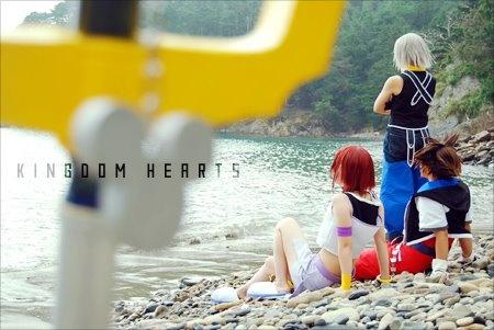 Awesome Kingdom Hearts Cosplay! -- #kingdomhearts #disney #games