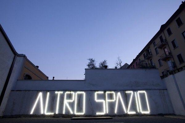Massimo Uberti, Altro Spazio, 2010