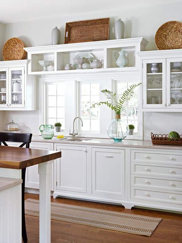 Best 25 Above cabinet decor ideas on Pinterest  Above kitchen cabinets Cabinet top decorating