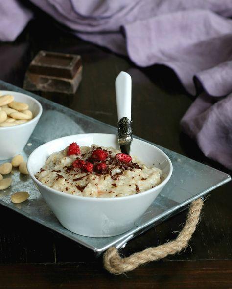 PORRIDGE ricetta colazione