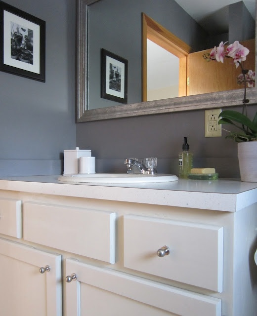 1000+ Ideas About Orange Bathroom Paint On Pinterest