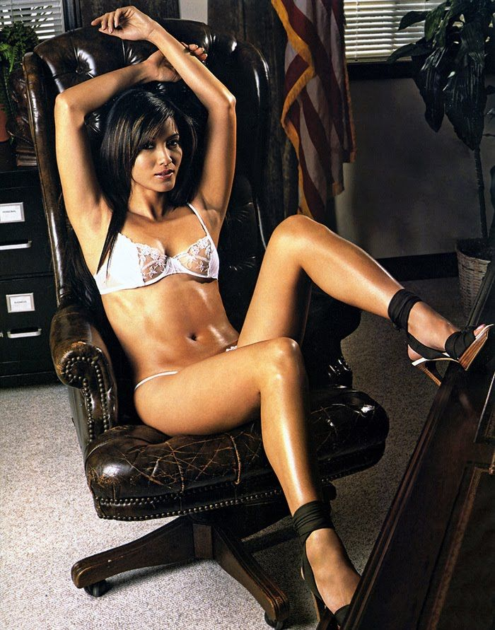 Hollywood Actress Kelly Hu