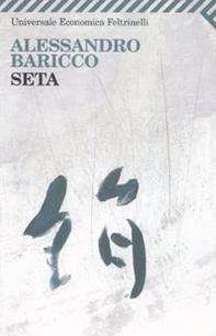 """""""Seta"""" Alessandro Baricco"""