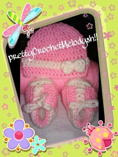 Cute pink crochet