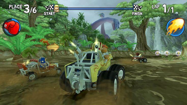 Beach Buggy Racing Mod APK v1.2 Sınırsız Para Hileli | Android Gamers | Android Oyun Uygulama ve Hile Paylaşım Blogu