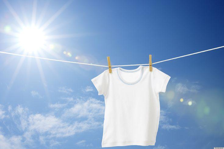 Τέσσερα τρόποι για να διατηρήσεις τα ρούχα σου άσπρα κι απ' τον ήλιο ξεξασπρότερα - http://ipop.gr/themata/frontizw/tessera-tropi-gia-na-diatirisis-ta-roucha-sou-aspra-ki-ap-ton-ilio-xexasprotera/