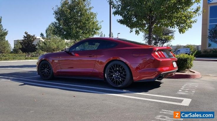 2015 Ford Mustang GT Premium Coupe 2-Door #ford #mustang #forsale #unitedstates