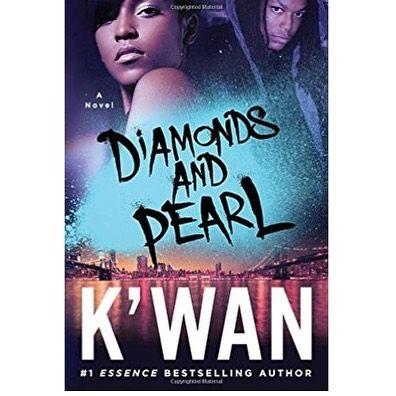 #NEWBOOKALERT @kwan_iamlegend has a new joint out. Diamonds and Pearl in stores now!! #ubookish #urbanfiction #urbanbooks #streetlit #urbanlit #kwanbooks #diamondsandpearl #blackbooks #blackgirlsread #reading #bookstagram #books