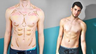 Download video: Contour + Highlight Tutorial for Men \\ Male Makeup