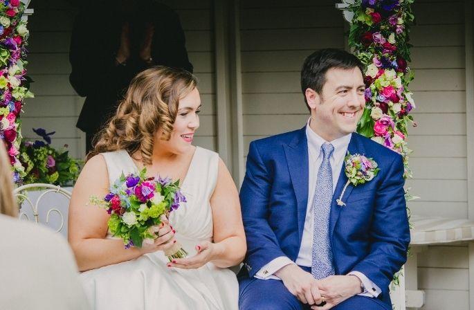 Behind the (Summer) Wedding Scenes
