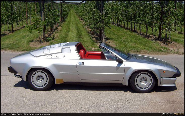 Lamborghini Jalpa 1984.