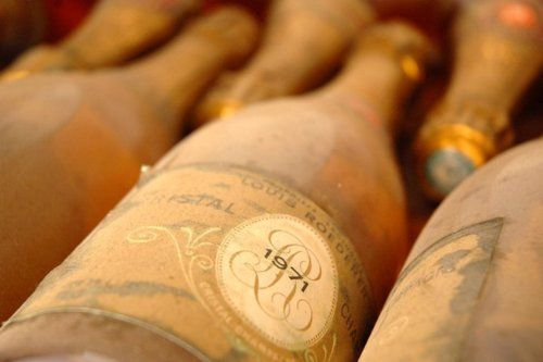 "Louis Roederer ""Cristal Champagne"""