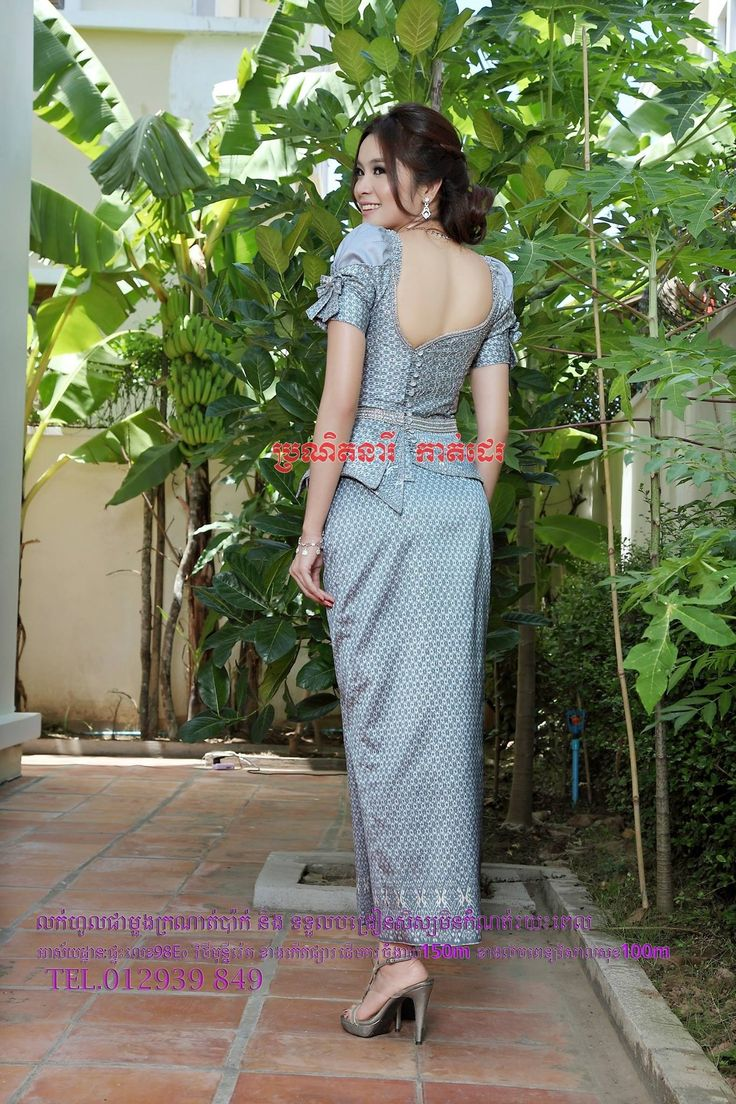 17 Best images about Cambodian Traditional Attire on ...