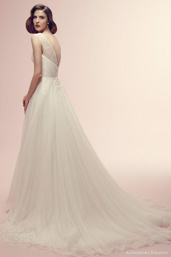 Alessandra Rinaudo 2014 Wedding Dresses / 심플리스트, 웨딩드레스, Alessandra Rinaudo, 드레스 디자이너, 수입 웨딩드레스 : 네이버 블로그