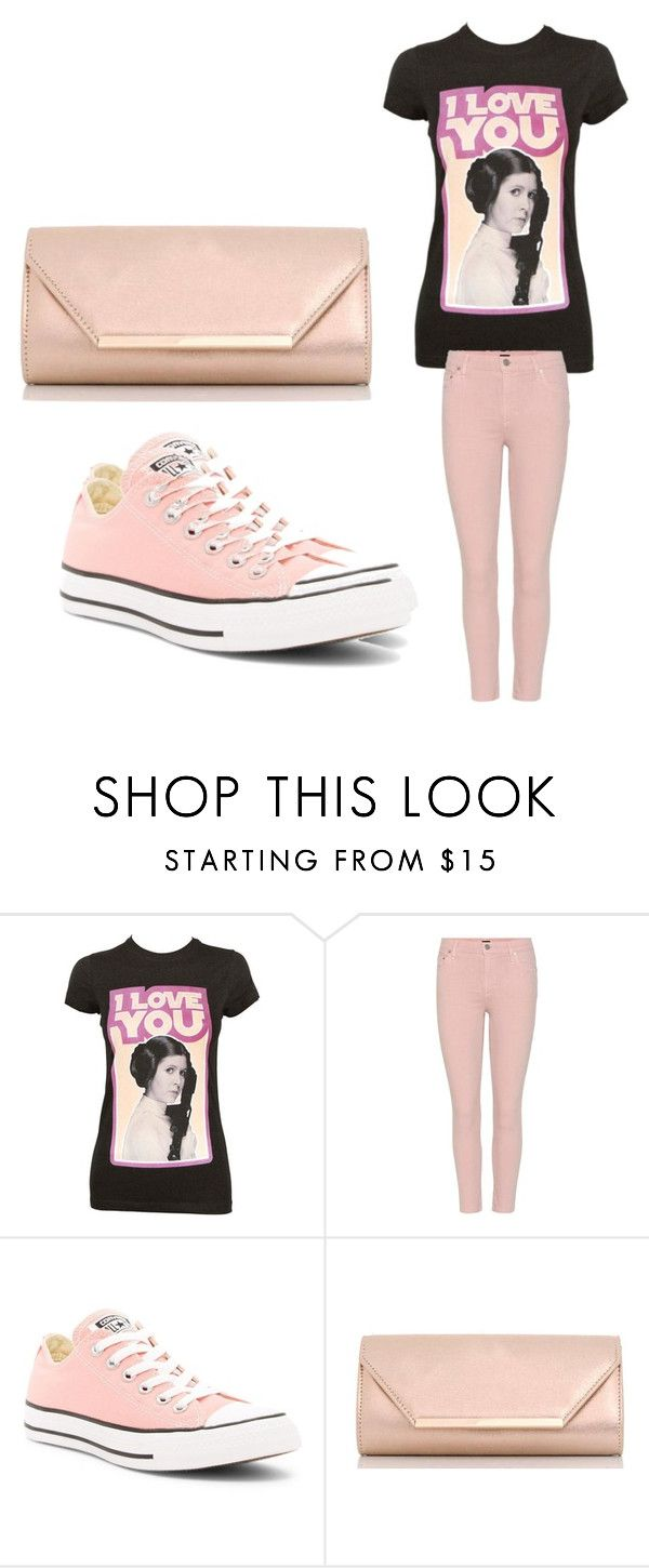 """""""Untitled #189"""" by adrianna-nicole-smith ❤ liked on Polyvore featuring Citizens of Humanity, Converse and Dorothy Perkins"""
