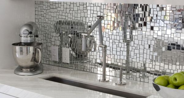 mirror tile | bathroom ideas | pinterest | mirror tiles, mosaic
