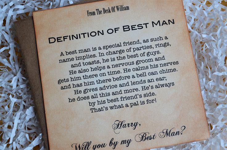 Groomsmen, Best Man Proposal Ideas, Groomsman Ideas, Wedding ...