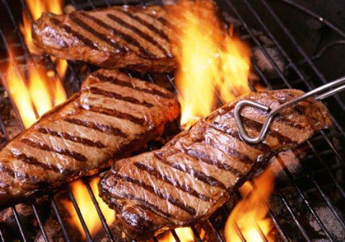 how to tell if a steak is medium rare
