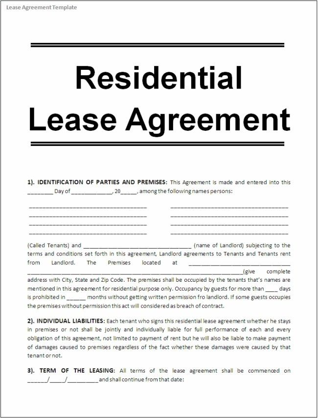 39 Excellent Rental Lease And Agreement Template Examples Interesting Rental Reside Rental Agreement Templates Lease Agreement Lease Agreement Free Printable