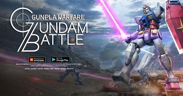 Gundam Battle Gunpla Warfare Mod Apk 1 03 01 For Android