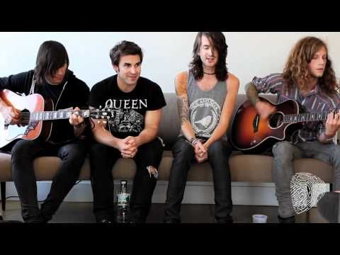 Mayday Parade acoustic