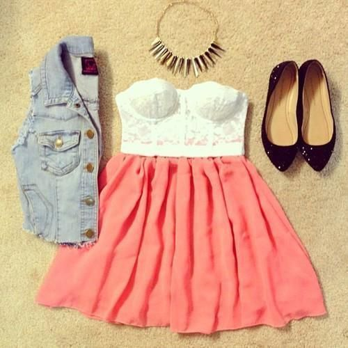 Tapeten Teenager M?dchen : Cute Summer Outfits Tumblr