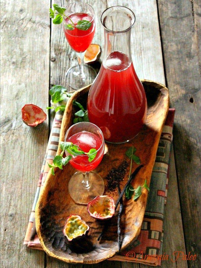 Bissap - Drink Senegalese all'Ibisco di Armonia Paleo