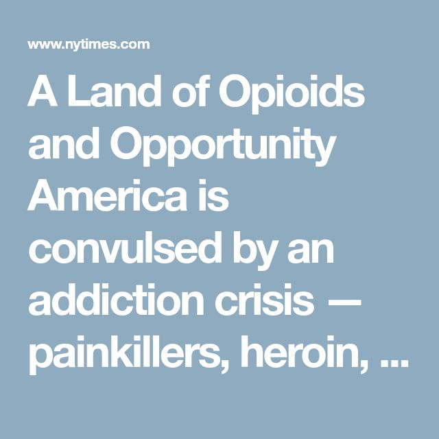 A Land of Opioids and Opportunity America is convulsed by an addiction crisis — painkillers, heroin, alcoholism, meth — and its victims die with tragic regularity. But Mr. Benefield's case is extraordinary. His death in July 2010 kicked off a six-year battle that very nearly brought down one of the biggest addiction-treatment companies in the country, an epic clash between an addiction-treatment multimillionaire and a college kid and budding financial wizard. On one side was Michael…