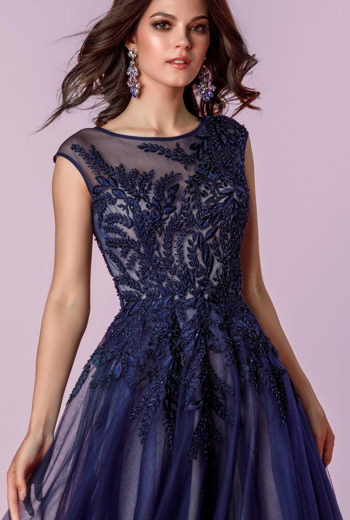 96c7e18b38a2183 Выпускные платья Киев NaviBlue Nora Naviano 2019, прокат аренда выпускных  платьев для фотосессии