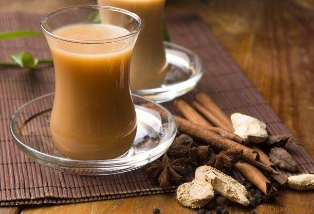 Вегетарианские рецепты / Масала-чай