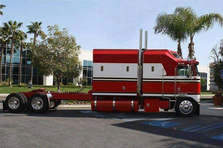 Kenworth Cabover Big Rig Custom Truck Photos By R Harris