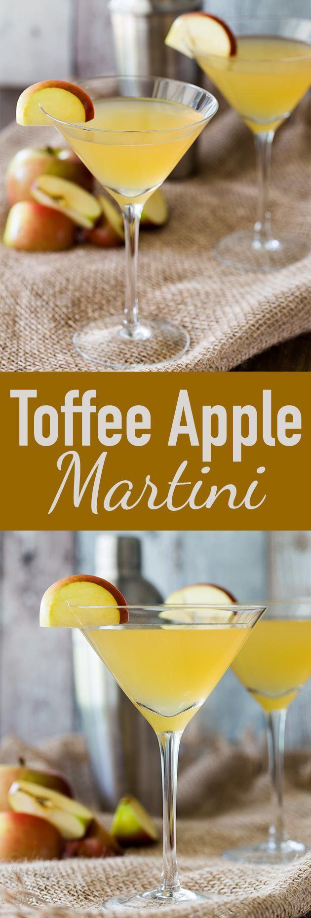 A deliciously sweet and tart cocktail that is perfect for the slightly cooler…