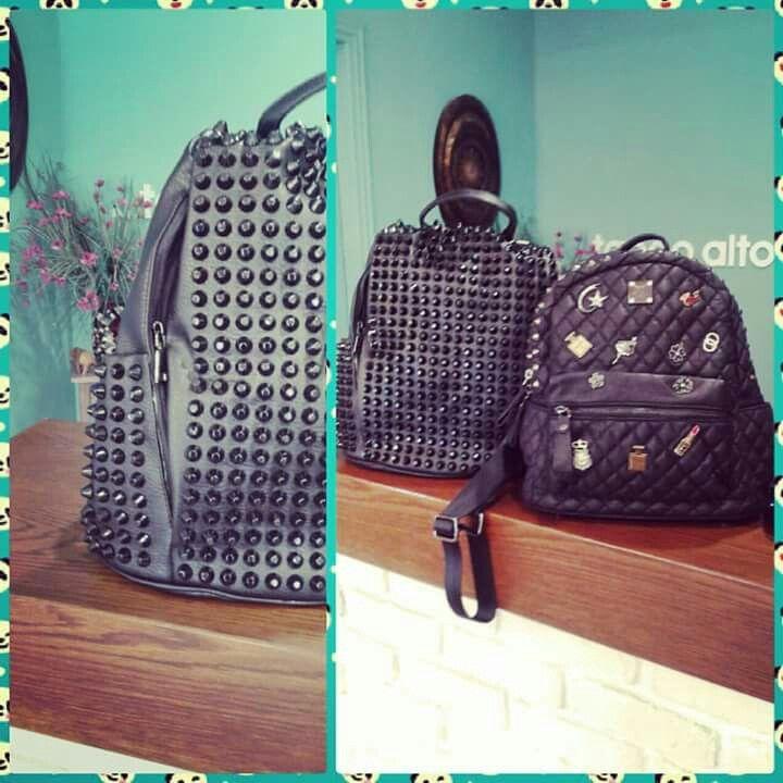 #exe #fashion #backpack #fw16/17 #taccoalto