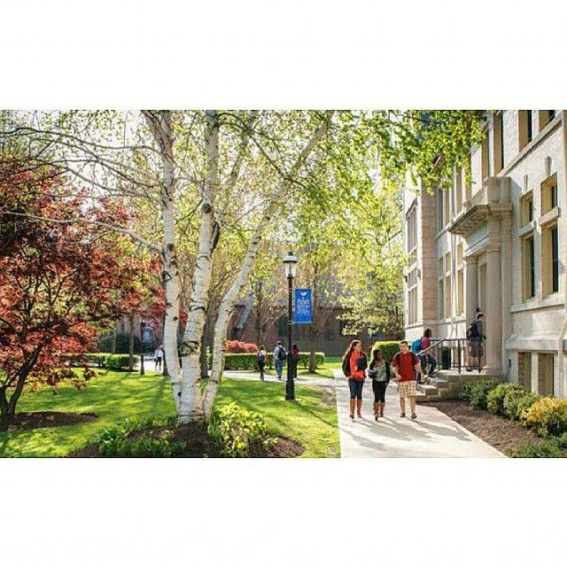 Seton Hall University #campusoftheday #college #campus #petersons #highered #shu #setonhall  http://www.petersons.com/college-search/seton-hall-university-000_10000675.aspx