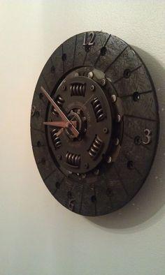 19 Beautiful DIY Wall Clock Ideas                                                                                                                                                                                 More