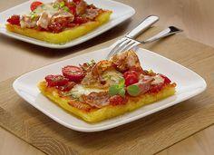 Knusprige Kartoffelpizza mit Speck und Mozzarella, ein beliebtes Rezept aus der Kategorie Gemüse. Bewertungen: 14. Durchschnitt: Ø 3,4.
