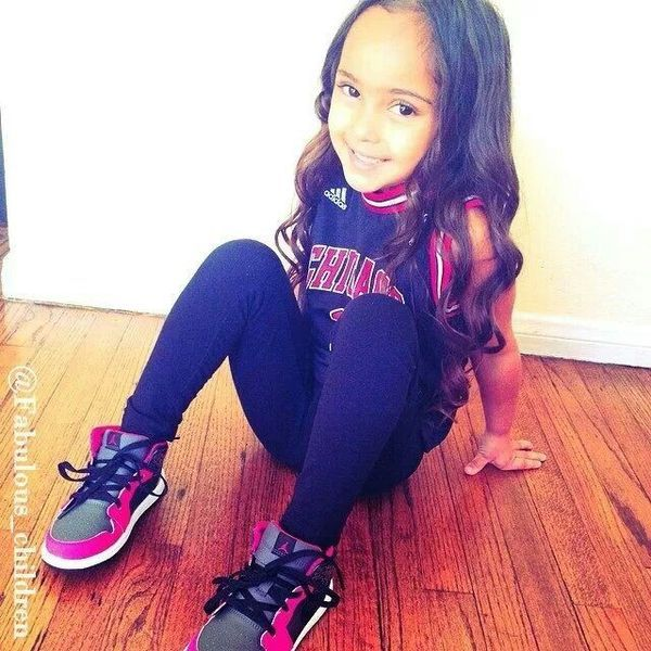 Pin by miss ash on beautiful babies kids outfits kids fashion baby kids - Mixed girl swag ...