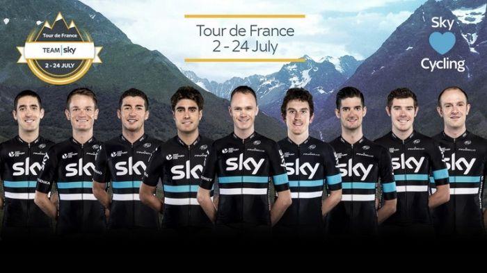 Состав команды Sky на Тур де Франс-2016 http://velolive.com/velo_race/tour/12363-sostav-komandy-sky-na-tour-de-france-2016.html  Британская команда Sky, капитан которой Крис Фрум (Chris Froome) будет защищать свой титул победителя, объявила состав на Тур де Франс-2016. Помогать 31-летнему британскому гонщику, двукратному победителю Тур де Франс, в борьбе за третий титул будут: 28-летний колумбийский гонщик Серхио Энао (Sergio Henao), 34-летний белорусский гонщик Василий Кириенко (Vasil…