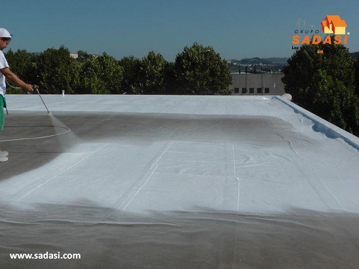 1000 ideas about pintura para techos on pinterest - Cual es el mejor aislante termico para techos ...