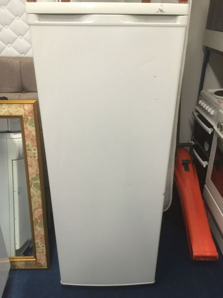 Slimline Tall Freezer - Argos Tall Upright Freezer White