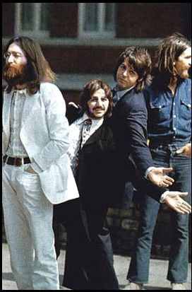 The Beatles Warm Up for Abbey Road