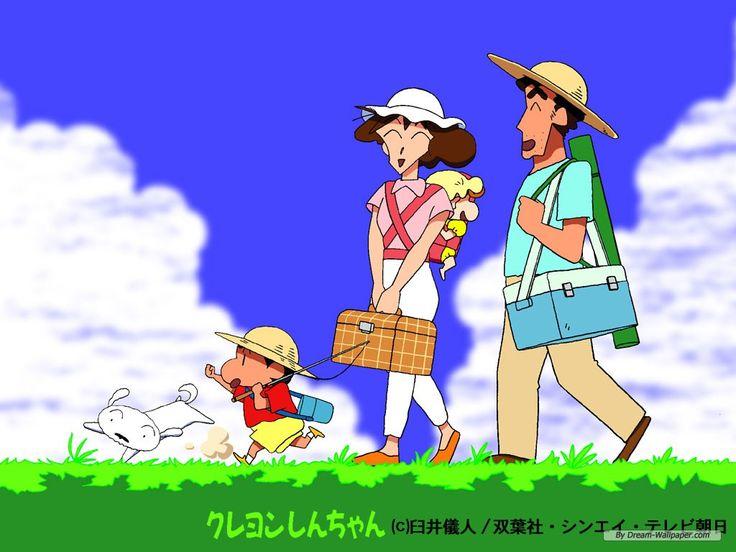 Free Cartoon wallpaper - Crayon Shin-chan wallpaper - 1024x768 wallpaper - Index 1