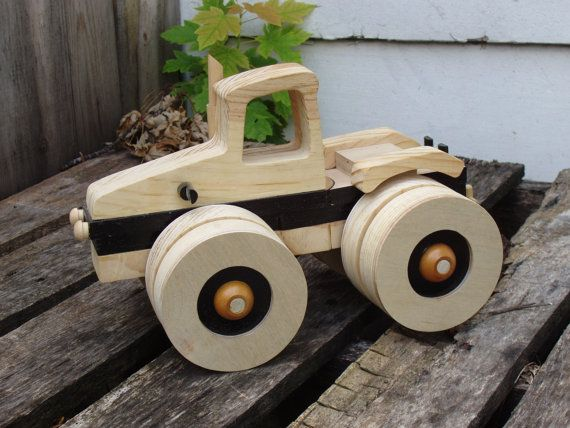 Articulated Tractor Toys And Joys : Images about toy on pinterest toys woodworking