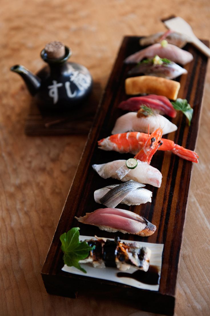 Sushi Ran - Fusion of traditional Japanese and Pacific cuisine | Sausalito, California すし蘭