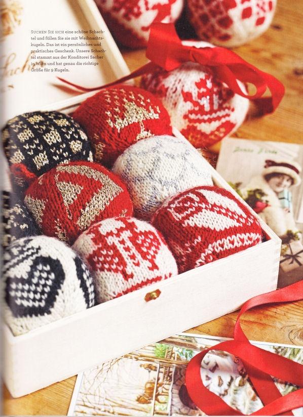 Julekuler, so funny and surely pure joy while knitting them