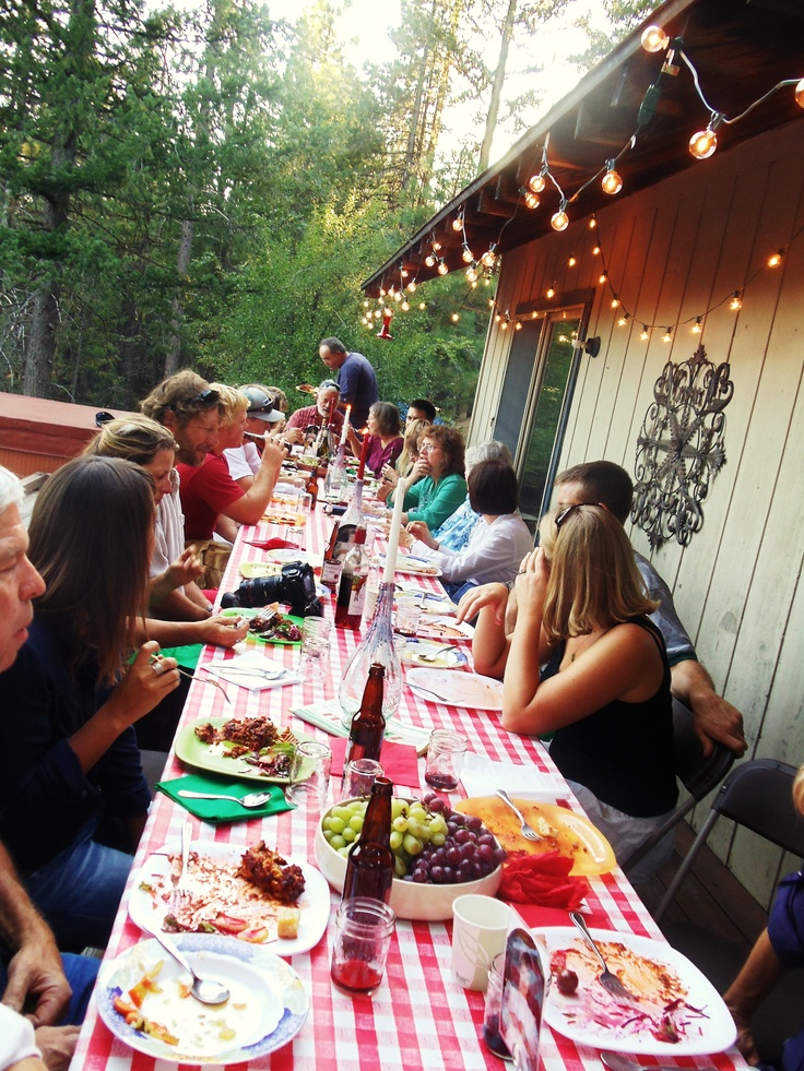25 best ideas about italian themed parties on pinterest for Italian dinner